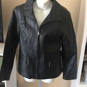 East 5th Ave Leather Jacket